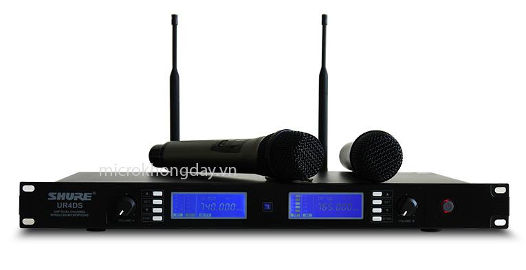 Micro-khong-day-Shure-UR4DS